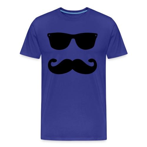 T-shirt Blu Fantasy - Maglietta Premium da uomo