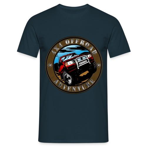 4x4 Offroad Adventure Color - Männer T-Shirt