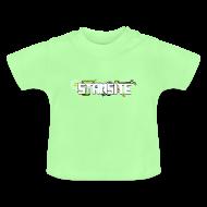 Babytröjor ~ Baby-T-shirt ~ STAMSITE Logo