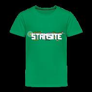T-shirts ~ Premium-T-shirt barn ~ STAMSITE Logo