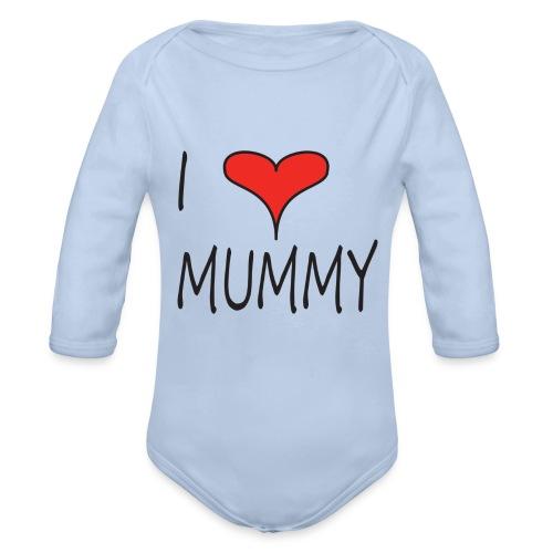 baby clothes - Organic Longsleeve Baby Bodysuit