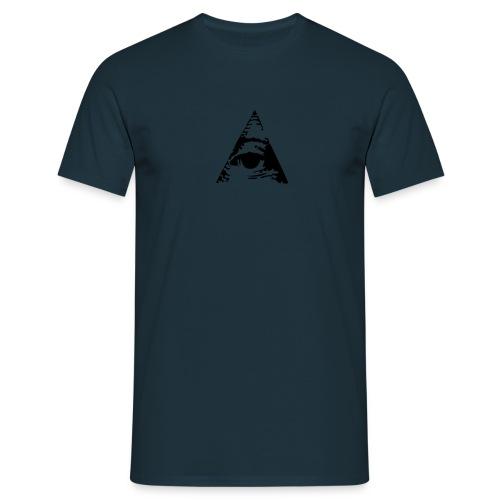 Allsehendes Auge. - Männer T-Shirt