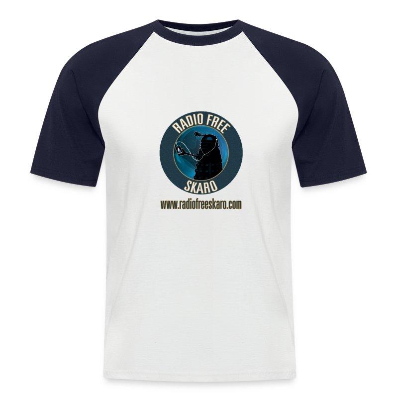 RFS Logo (Baseball Tee) - Men's Baseball T-Shirt