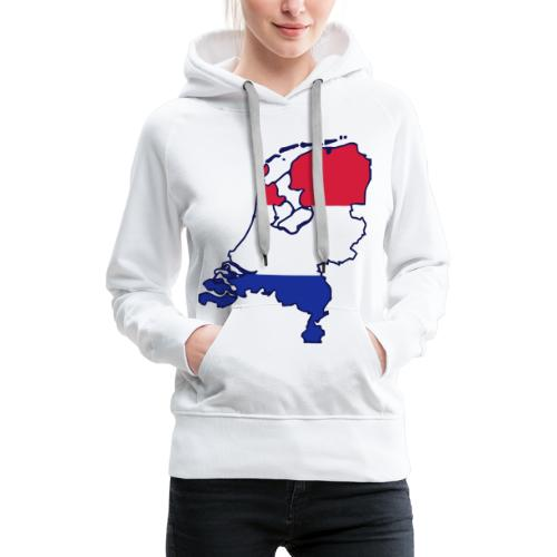 Holland - Vrouwen Premium hoodie