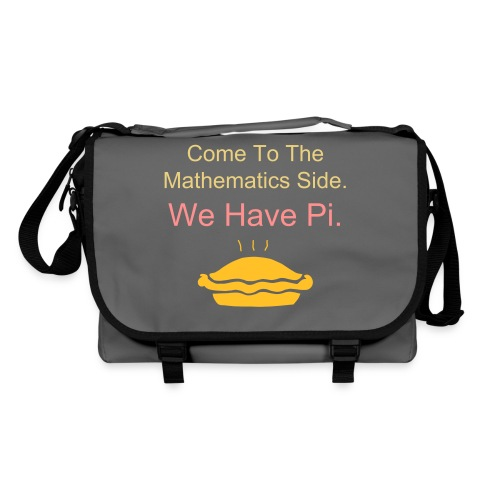 We Have Pi Shoulder Bag - Shoulder Bag