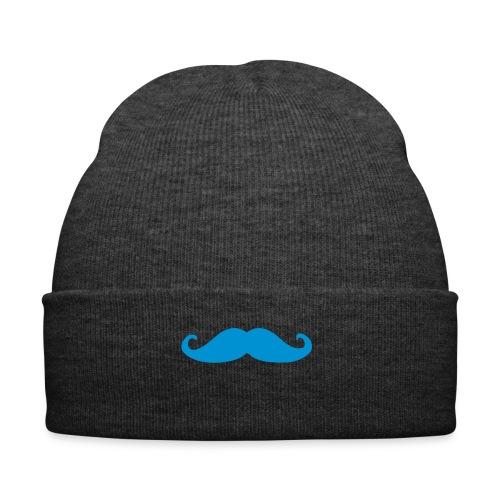 Monsieur a froid #Moustache - Bonnet d'hiver