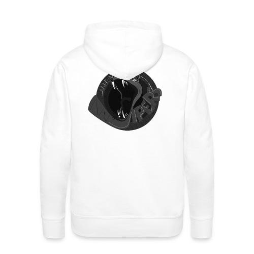 Vipers Spielerhoodie Spreadshirt BW - Männer Premium Hoodie