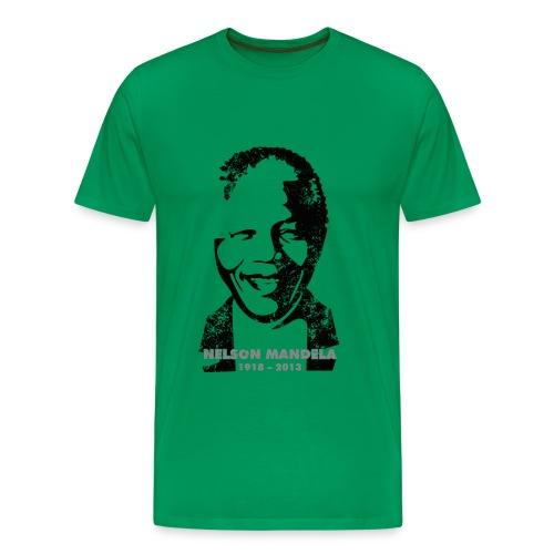 Slim Fit T-shirt - Mannen Premium T-shirt