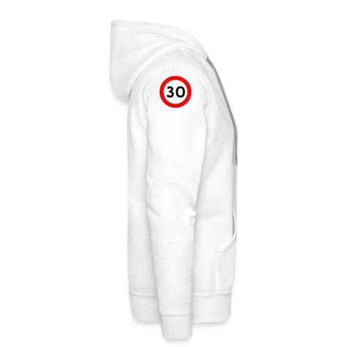 Ossenfeest sweater met capuchon 2 - Mannen Premium hoodie