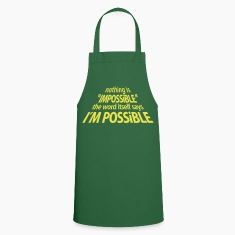 impossible I'm Possible 3D (1c)  Aprons