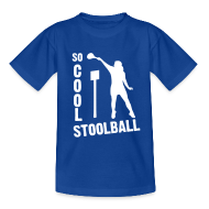 So Cool Batter Kid's T-Shirt