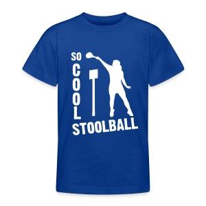 So Cool Batter Kid's T-Shirt - Teenage T-shirt