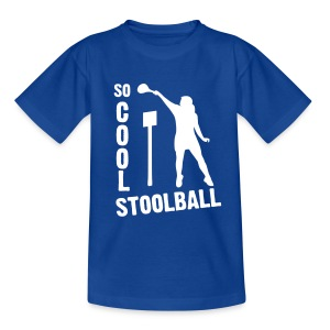 So Cool Batter Kid's T-Shirt - Teenage T-shirt
