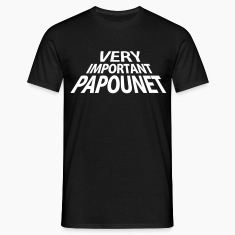 Very Important Papounet Papa (1c) T-Shirts