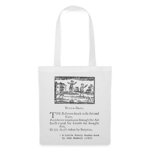 Little Pretty Pocket Book Bag - Tote Bag