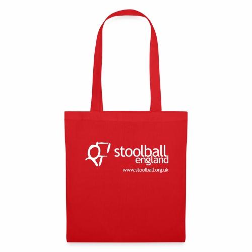 Stoolball England Bag - Tote Bag