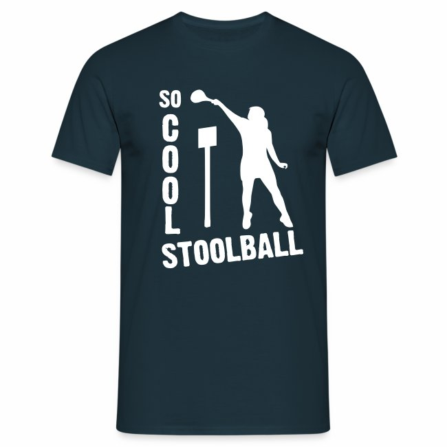 So Cool Batter Men's T-Shirt