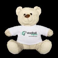 Stoolball England Teddy Bear