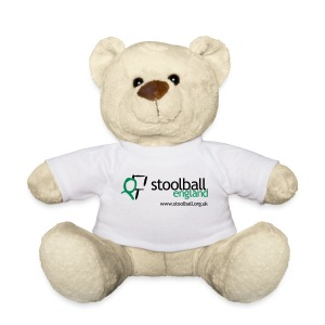 Stoolball England Teddy Bear - Teddy Bear
