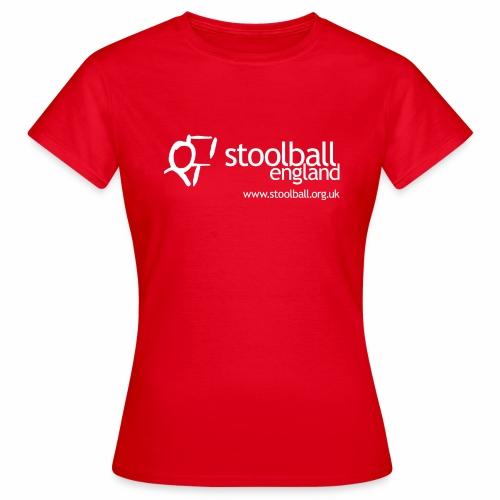 Stoolball England Women's T-Shirt - Women's T-Shirt