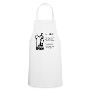 Play For Kisses Apron - Cooking Apron