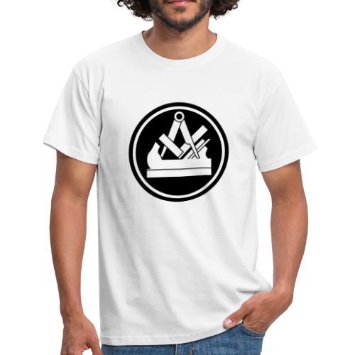 Tischler Zunftzeichen - Männer T-Shirt