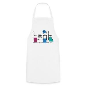 Henkisnietgek keukenschort - Keukenschort