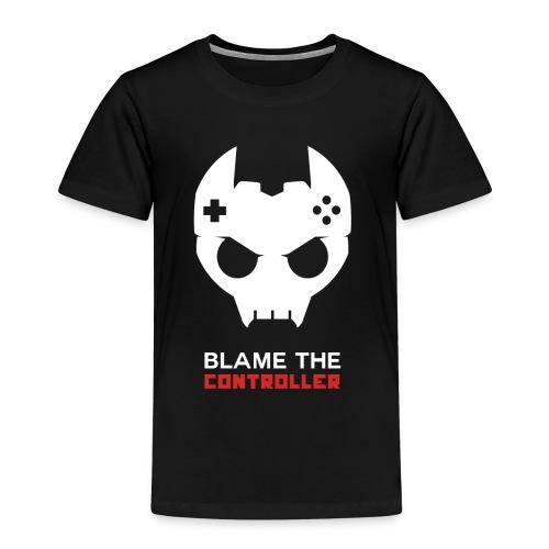 Kid's BTC Logo (text) - Kids' Premium T-Shirt