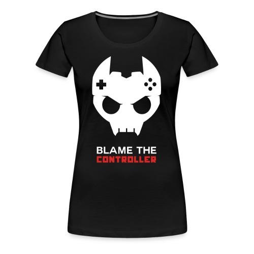 Women's BTC Logo (text) - Women's Premium T-Shirt