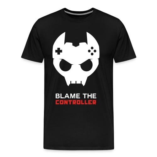 Men's BTC Logo (text) - Men's Premium T-Shirt