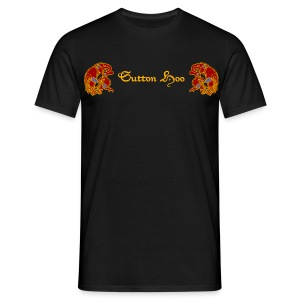Sutton Hoo Eagles (Front) - Men's T-Shirt