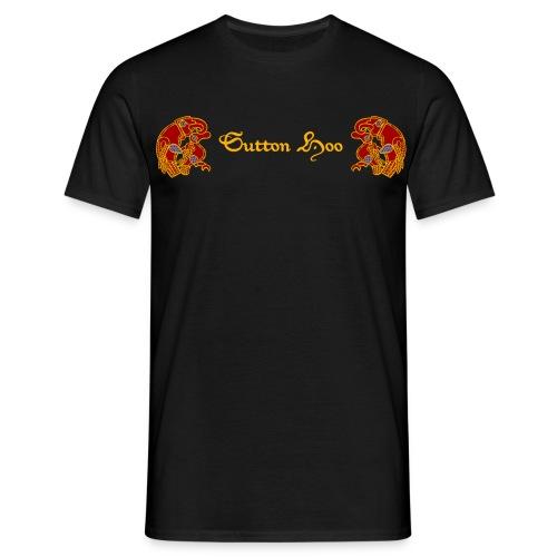 Sutton Hoo Eagles (Front) - Men's T-Shirt