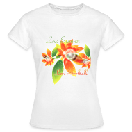 Love Summer Women's T-Shirt