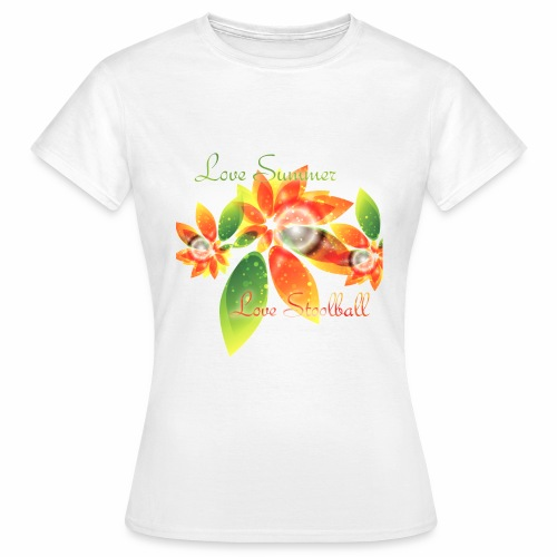 Love Summer Women's T-Shirt - Women's T-Shirt