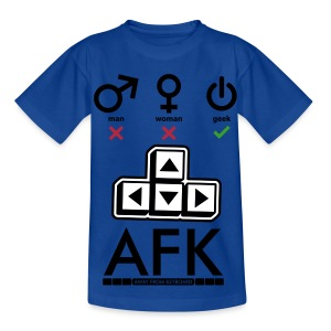 Geek AFK - T-shirt Enfant