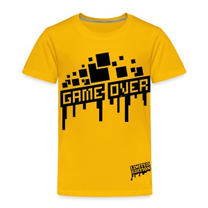 Game Over  - T-shirt Premium Enfant