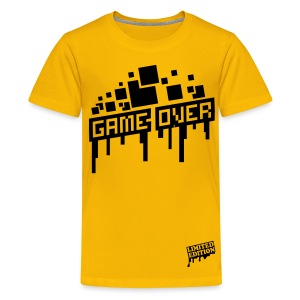 Game Over - T-shirt Premium Ado