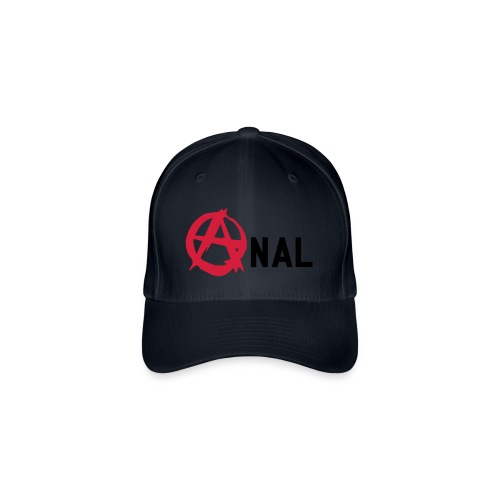 Anal Baseball Cap - Flexfit Baseball Cap