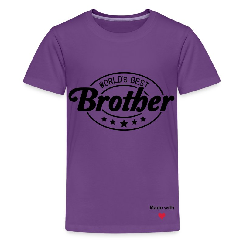 Famille - T-shirt Premium Ado