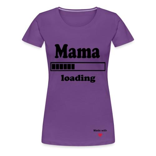 Famille - T-shirt Premium Femme
