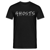 T-Shirts ~ Männer T-Shirt ~ Ghosts are real?