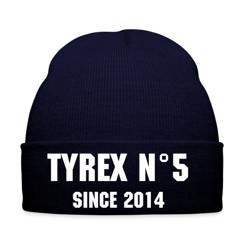 Winter Hat - Bonnet  TYREX NUMBER FIVE