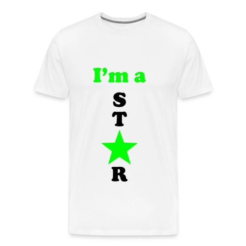 Im a Star T-Shirt - Männer Premium T-Shirt