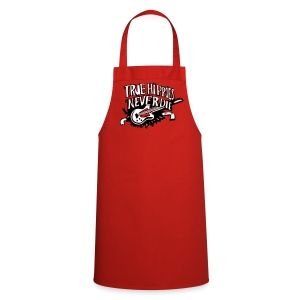 true hippies never die - Cooking Apron