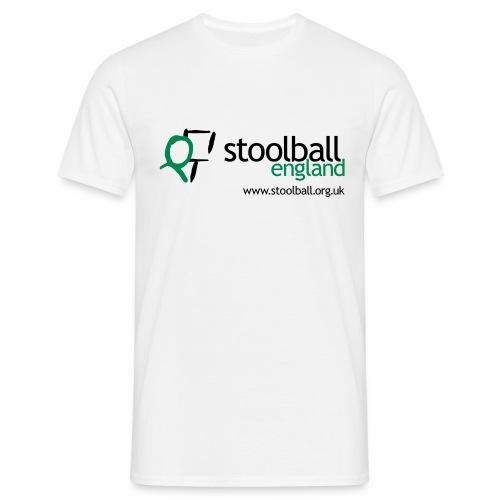 Stoolball England Men's T-Shirt - Men's T-Shirt