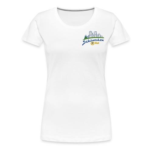 Schönecker Shirt - Frauen Premium T-Shirt