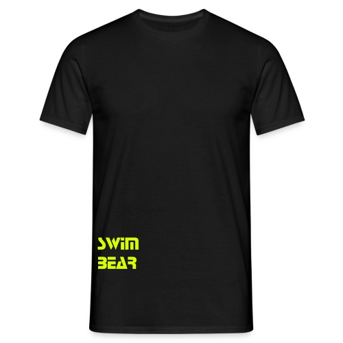 SWIMBEAR - Men's T-Shirt