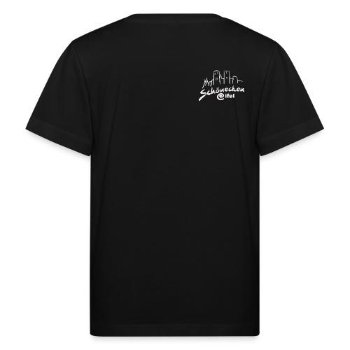 Schönecker Kinder Shirt Konturlogo - Kinder Bio-T-Shirt