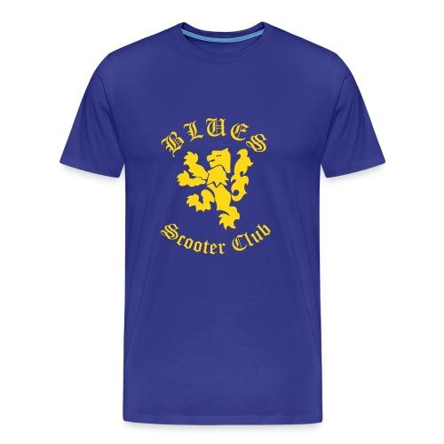 T-shirt male - Sweden - Premium-T-shirt herr