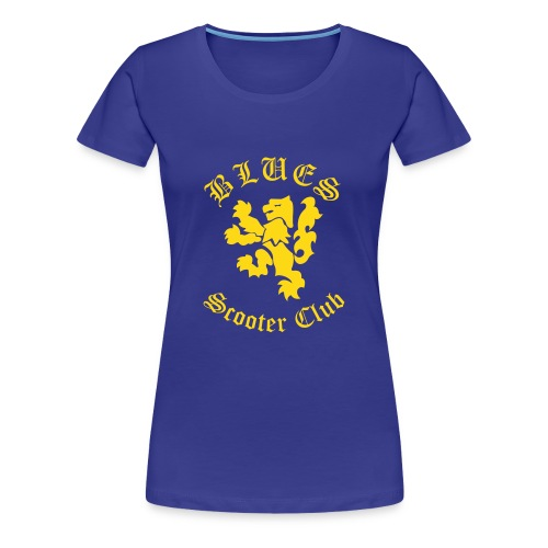T-shirt female - Sweden - Premium-T-shirt dam